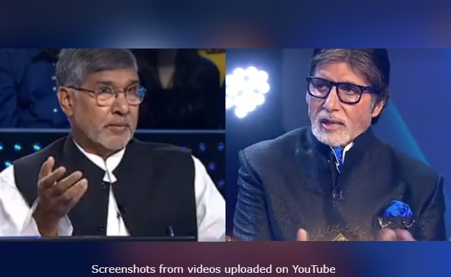 Kaun Banega Crorepati 9, November 6: Amitabh Bachchan, Nobel Laureate Kailash Satyarthi And A Great Show
