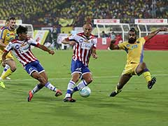 ISL: ATK And Kerala Blasters Play Out Goalless Draw In Opening Match