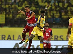 ISL: Kerala Blasters Play Out Goalless Draw With Jamshedpur FC