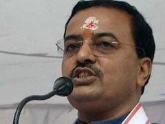 """Couldn't Keep His Family Together"": Keshav Maurya Attacks Akhilesh Yadav"