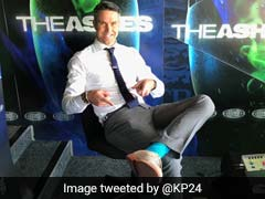 The Ashes: Kevin Pietersen Shuts Up Fashion Police With This Brilliant Tweet