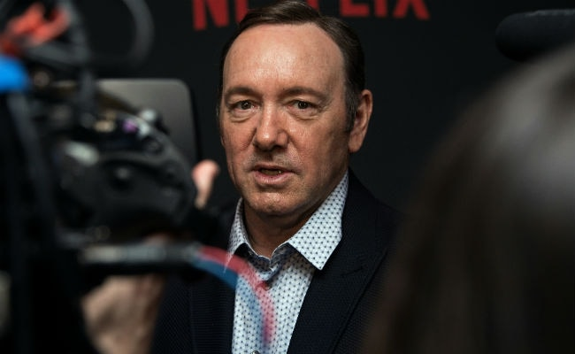 Actor Kevin Spacey Pleads 'Not Guilty' In Sex Harassment Case