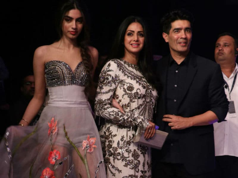 Sridevi-Jhanvi Kapoor in Mr India remake?