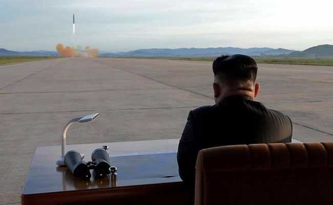 'For The Party And The Motherland!': Kim Jong-Un Heralds Ballistic Missile Test After Setbacks