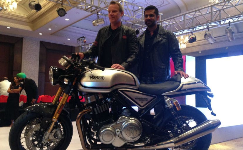 Norton and Kinetiic have entered into a Joint Venture to bring and sell bikes in India and Asia
