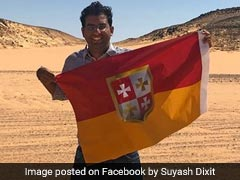 'Kingdom Of Dixit': Indore Man Declares Himself King Of Unclaimed Land Between Egypt And Sudan
