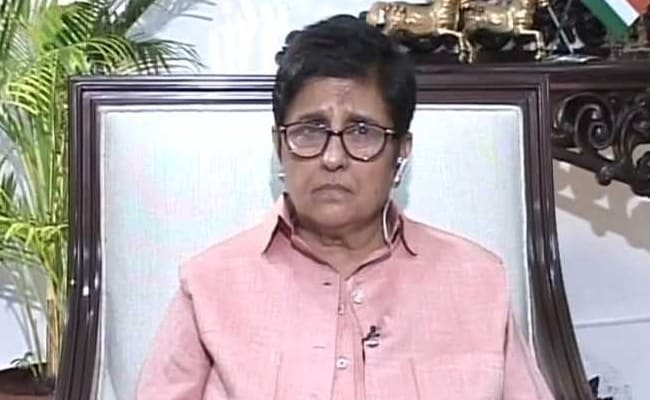 Why Should Everything Rest With PM, Asks Kiran Bedi On Pollution Crisis