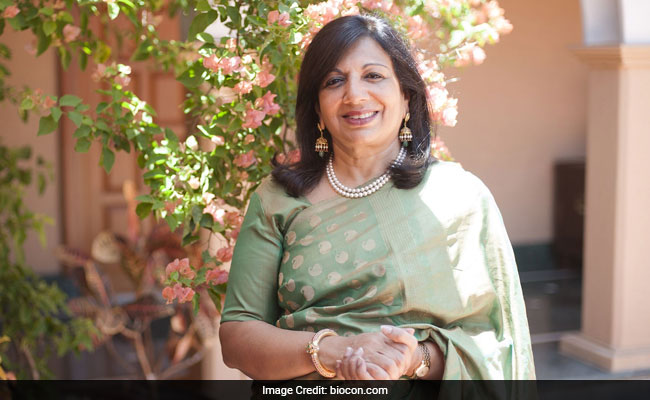 Biocon Chief Kiran Mazumdar Shaw Says Sorry For Tweet On Kannada Activists Amid Language Row