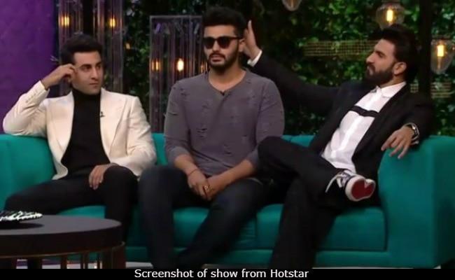 Ranveer Singh, Ranbir Kapoor, Arjun Kapoor Are Trending Because Of Pahlaj Nihalani