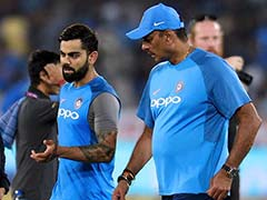 India vs Sri Lanka: 'Sky Is The Limit' For Virat Kohli, Says Ravi Shastri