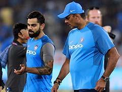 India vs Sri Lanka: 'Sky Is The Limit' For Virat Kohli, Says Ravi Shastri