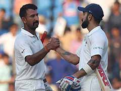 India vs South Africa: Cheteshwar Pujara Gets Off The Mark On 54th Delivery, Twitter Comes Up With Epic Reactions