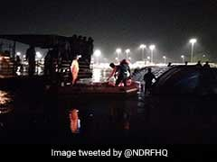 At Least 16 Dead As Boat Capsizes In River Krishna In Andhra Pradesh