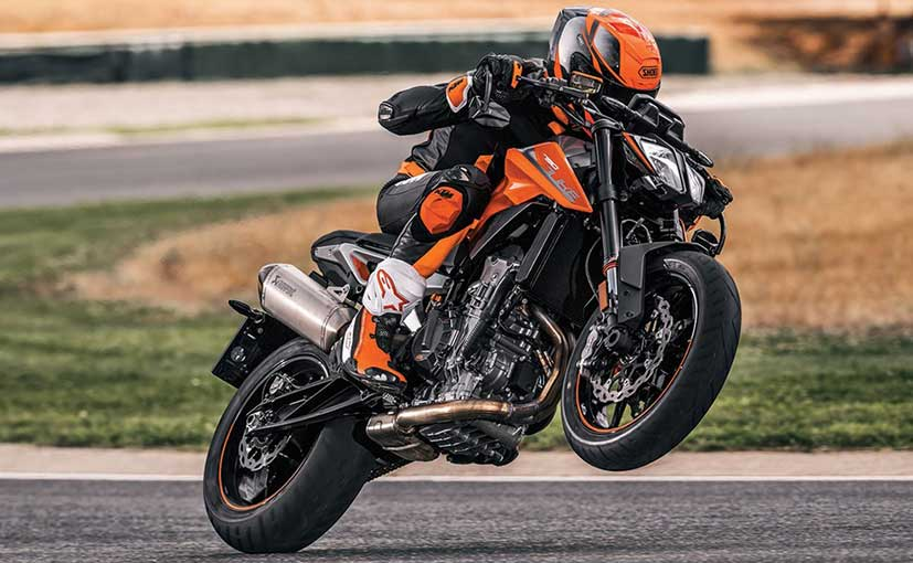 The KTM 790 Duke is expected to arrive in India as a Completely Knocked Down (CKD) unit