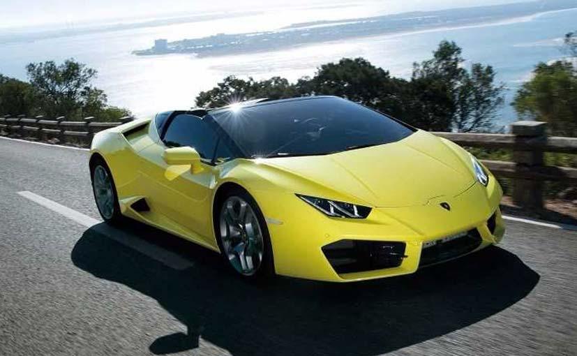 Next Lamborghini Huracan Will Be Plug In Hybrid: Reports