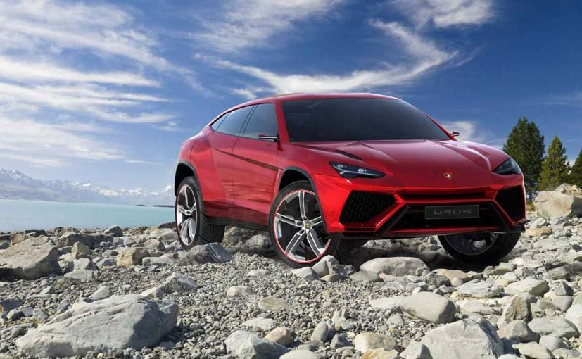 Lamborghini Is All Set To Launch The Urus SUV On December 4, 2017