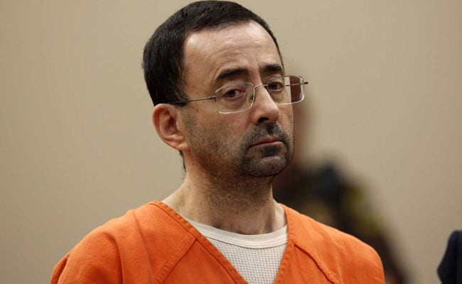 Ex-USA Gymnastics Doctor Gets 60 Years For Child Porn Possession