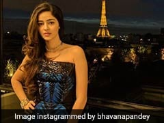 The Glam Paris Debuts Of Chunky Pandey's Daughter Ananya And Jaipur Princess