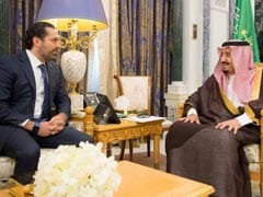 From Saudi, Lebanese Prime Minister Saad al-Hariri Insists He's 'Free', Will Return 'Very Soon'