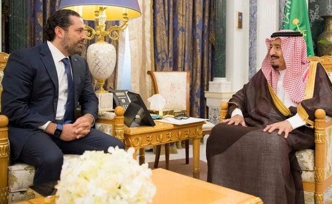 Image result for Lebanese Prime Minister Saad Hariri images