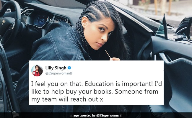 Why YouTuber Lilly Singh Gave Away $1,000 To Her Fans
