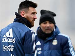 Jorge Sampaoli Calls On Lionel Messi's Teammates To Prove Argentina Worth