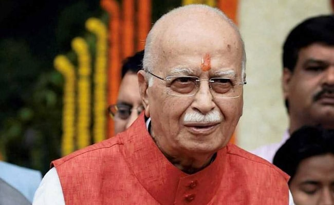 In Birthday Wish For LK Advani, PM Modi Praises His Contribution