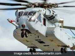 Lockheed Martin's CH-53K Chopper To Debut At Berlin Air Show: Sources