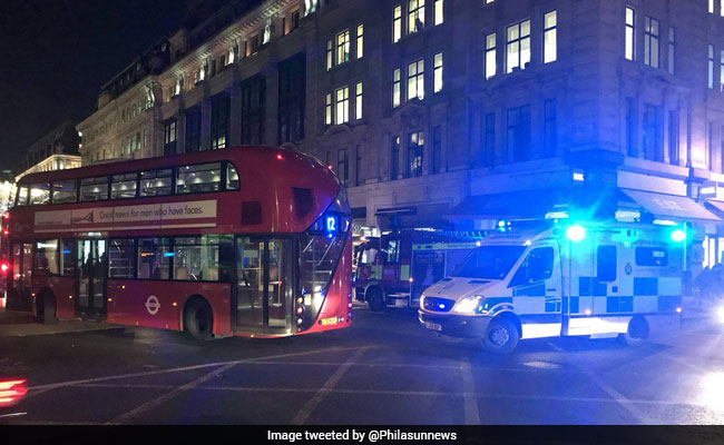 Oxford Circus incident: Panic on Black Friday as 'gunshots' reported