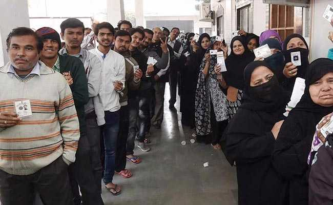 Lucknow Votes To Elect First Woman Mayor In 100 Years