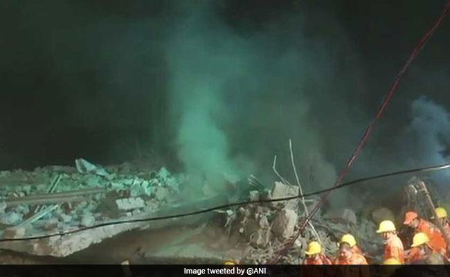 लुधियाना में आग से ध्वस्त हुई फैक्टरी में मरने वाले 13 हुए, छह फायरफाइटर भी शामिल
