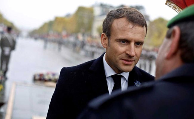 Iran Rejects French President's Call For Talks On Iranian Missiles