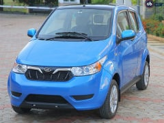 Mahindra e2o Plus To Be Phased Out Soon