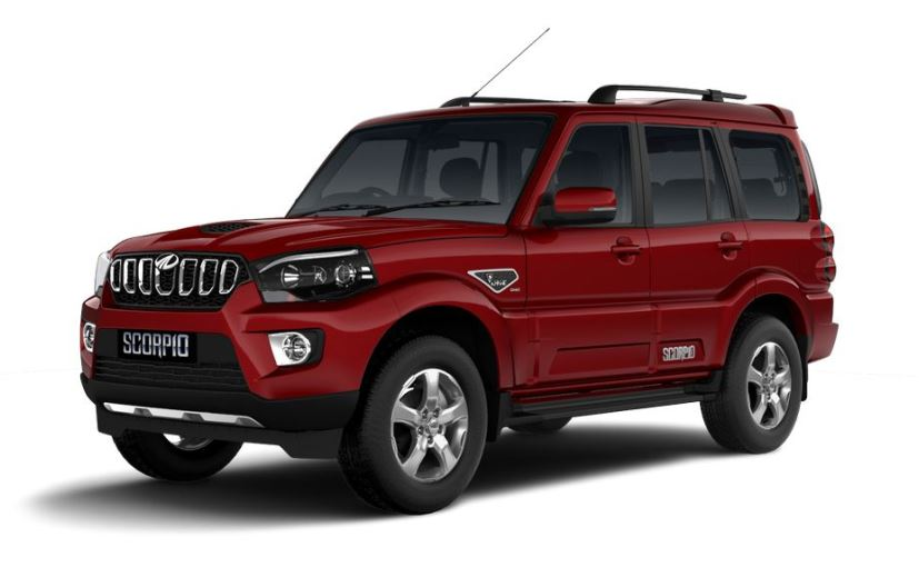 2017 Mahindra Scorpio facelift comes about 3 years after the launch of the current-gen model