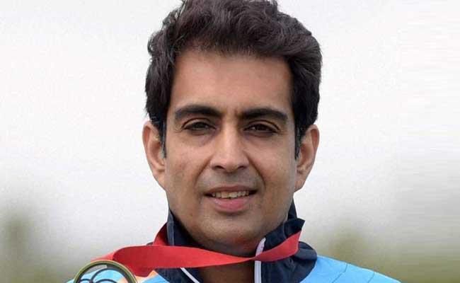 मानवजीत संधू ने नेशनल चैंपियनशिप में स्वर्ण जीतकर अपने खिताब का बचाव किया