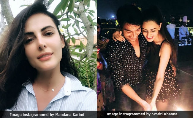 Mandana Karimi Not Invited To Brother-In-Law Gautam And Smriti Khanna's Wedding: Reports