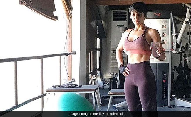What Makes Mandira Bedi So Fit And Desirable: Let