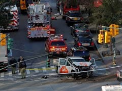 Eight Dead In New York Truck Crash, Mayor Says 'Act Of Terror'