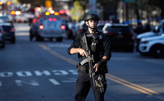 manhattan shooting reuters 650