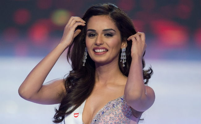 Not upset over Tharoor's tongue-in-cheek remark: Manushi Chhillar