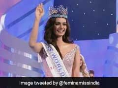 Manushi Chhillar Crowned Miss World 2017. Wishes Pour In On Twitter