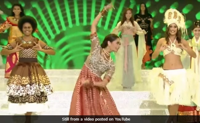 Viral: Miss World Manushi Chhillar Dances To Deepika Padukone's Song