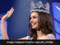 मानुषी छिल्लर के सिर सजा #MissWorld2017 का ताज, राष्ट्रपति-पीएम समेत इन सेलेब्स ने दी बधाई