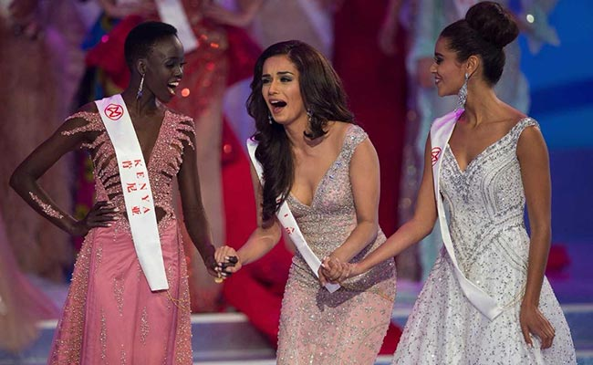 Manushi Chhillar brings home Miss World crown after 17 years