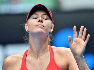 Maria Sharapova Crashes Out In Qatar Open First Round