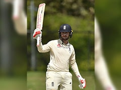 Mark Stoneman Hits First Ashes Tour Ton, Alastair Cook Regains Form