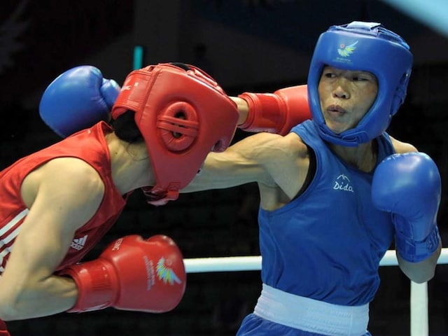 Asian Womens Boxing Championships: Mary Kom, Shiksha Advance To The Quarters