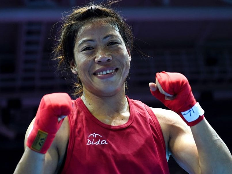 Mary Kom Strikes Gold At Asian Women