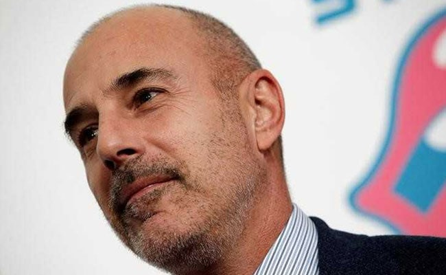 NBC News Says It Fired 'Today' Show Co-Host Matt Lauer For Sexual Misconduct