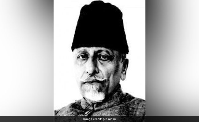 India Remembers Its First Education Minister Maulana Azad On National Education Day